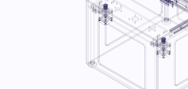 3D printer drawing
