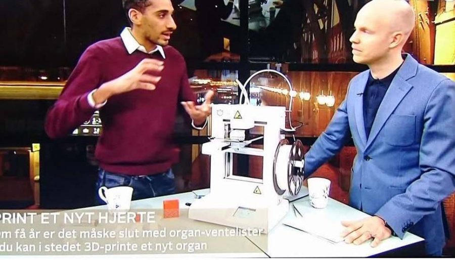 Create It REAL CEO On TV2