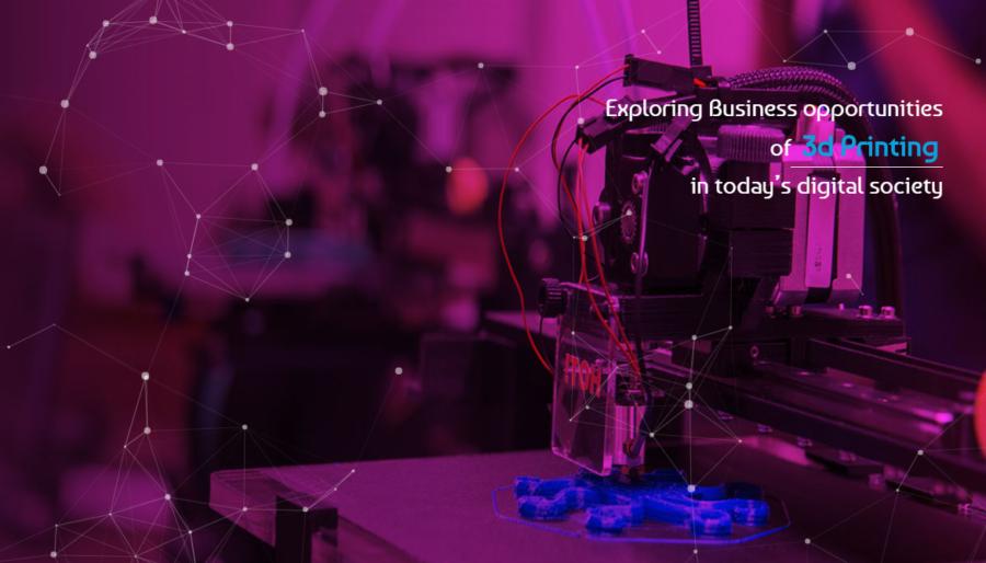 Dubai 3D printing show