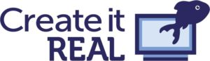Create it REAL logo