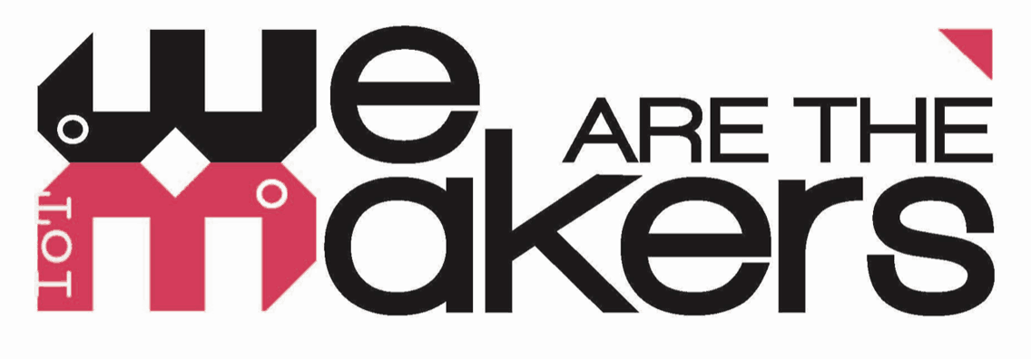 We are the makers logo