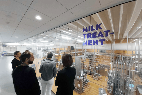 Arla- 3D printing food project